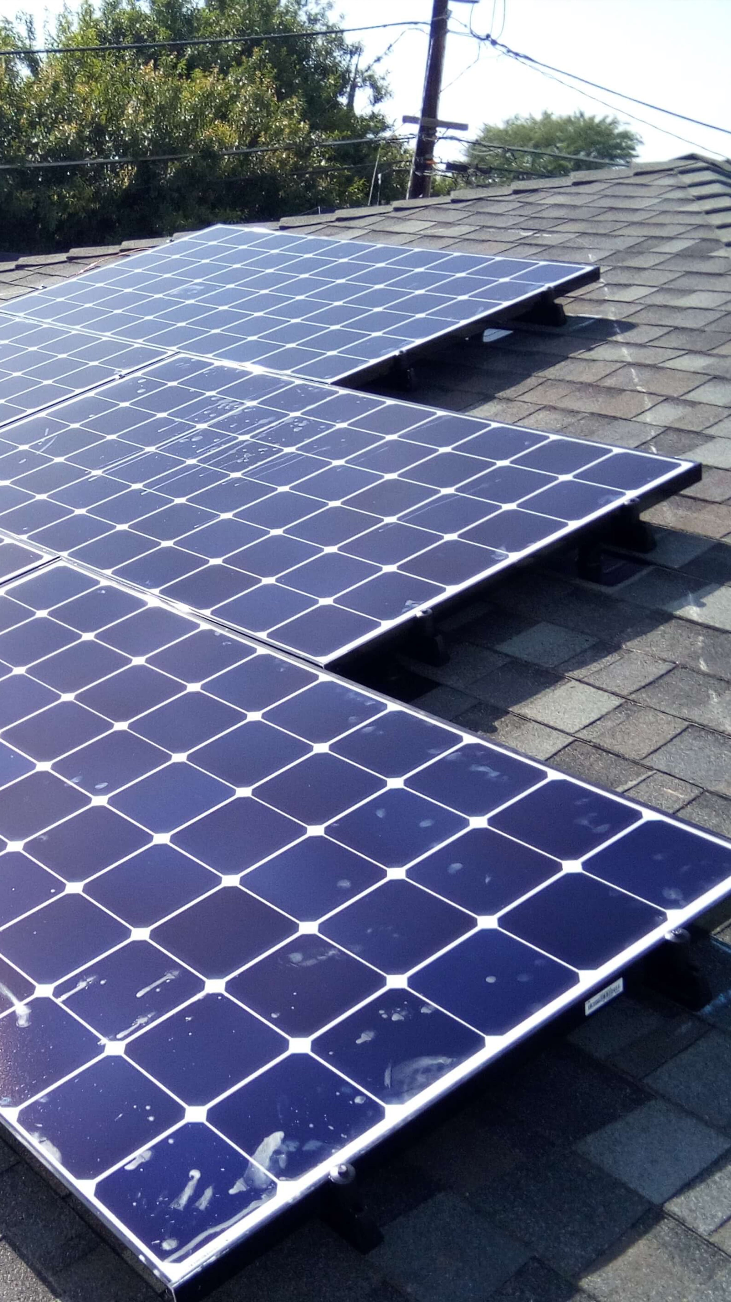Roof Top Solar Panel